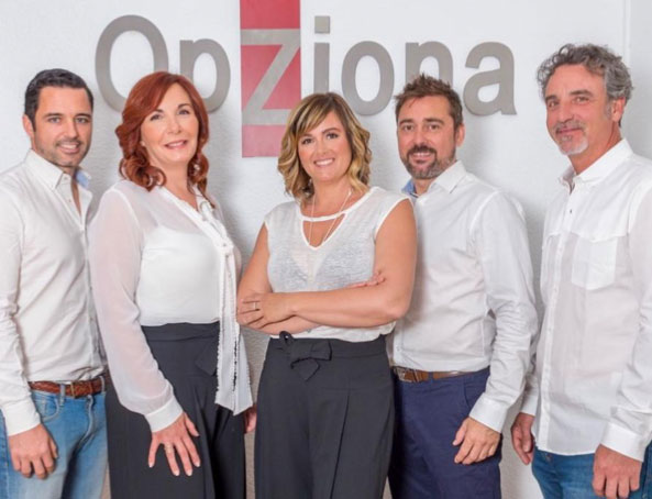 Opziona - Equipo