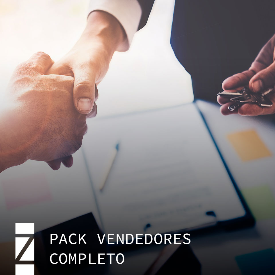 Pack vendedores completo