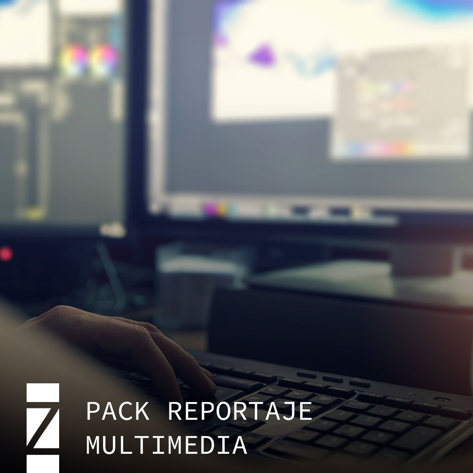 Pack Reportaje Multimedia